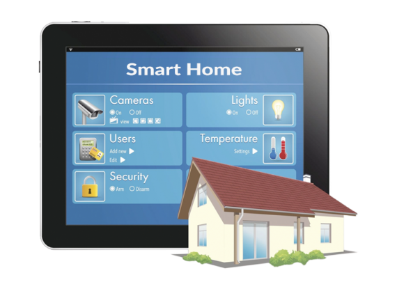 Simplified Smart Home